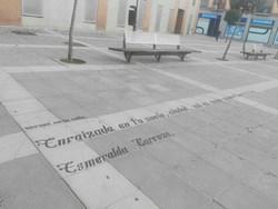 Versos en las calles
