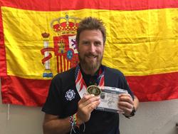 Agente municipal medalla bronce p