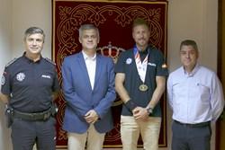 Medallista Juegos Olímpicos Policias y Bomberos 1