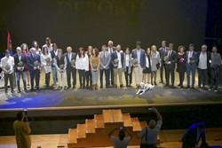 Premios de la XIII Gala del Deporte 1