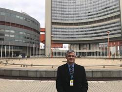 Naciones Unidas pequeña