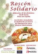 Roscón Solidario veinte diciembre