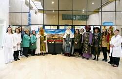 visita Reyes Centro de salud Mostoles 1