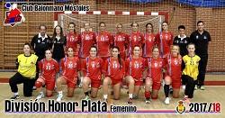 division honor plata femenino