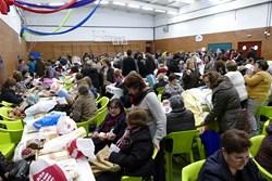 Noelia Posse visita VII Encuentro Nacional de Encajeras de Bolillos