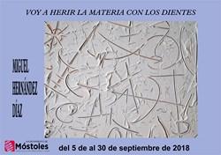 Exposición de Miguel Hernández 1