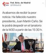 Juan Martín Caño