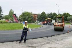 Finaliza la campaña de asfaltado 1