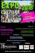 Cartel ExpoCultura 2018
