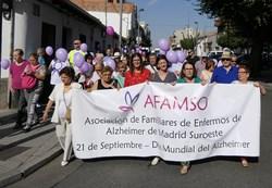 Marcha solidaria AFAMSO 1