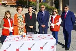 Banderita Cruz Roja 1