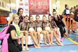 Club Gimnasia Rítmica Ciudad de Móstoles 1