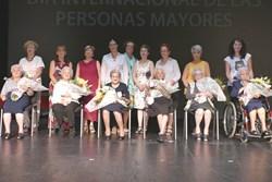 Homenaje a las personas mayores 1