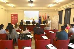 Proyecto Empleamos Europa VI Erasmus Mostoles desarrollo 1