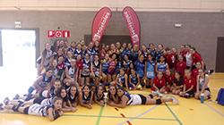 Torneo Presentación Club Voleibol Móstoles 1