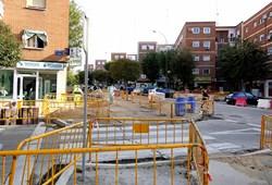 visita obras Calle Huesca 1