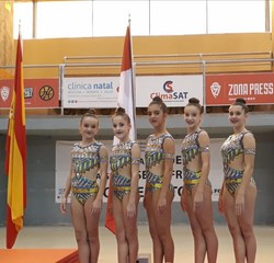 Club Gimnasia Rítmica de Móstoles
