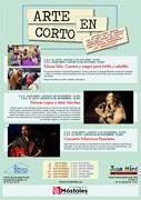 Cartel_Arte en Corto_Octubre-diciembre 2018