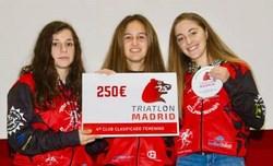 Club Triatlón Clavería Móstoles 1