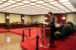 Debate estado del municipio 1