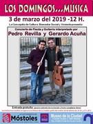 Cartel Gerardo y Pedro