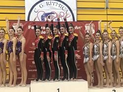 copa de España de conjuntos de gimnasia rítmica 1