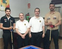 Club Billar Móstoles 1