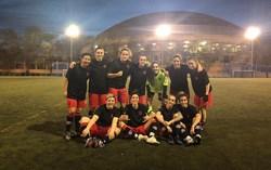 equipo femenino del CD Inter de Móstoles