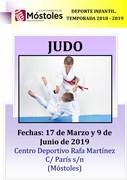 Jornada escoolar de Judo