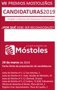 VII Premios Mostoleños