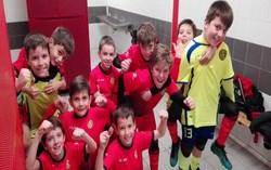 escuela del Club Inter de Móstoles