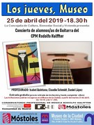 Cartel guitarra