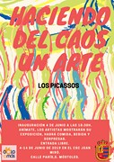 cartel artes plasticas