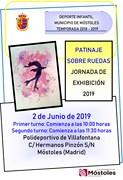 Folleto Patinaje sobre ruedas 2018-2019-1
