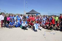 Partido futbol grupo AMAS 1