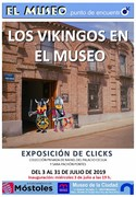 CARTEL EXPOSICIÓN CLICKS