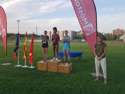 Campeonato Absoluto de Atletismo de Madrid 1