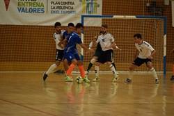 Futsal vs Ciudad de Móstoles FS