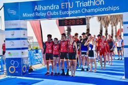 Campeonato de Europa de Triatlón 1