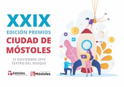 Premios Ciudad de Móstoles 2019