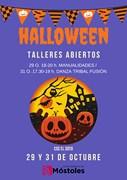 Cartel_Halloween CSC El Soto 2019