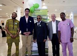 festival cultural nigerianos y celebracion independencia 1