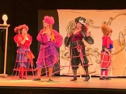 compañía de teatro Las Yeses 1