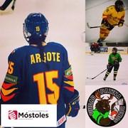 selección femenina de Hockey Hielo