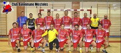 Veteranos club balonmano