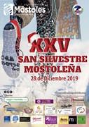 Cartel San Silvestre Mostoleña (Copiar)