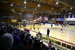 partido fútbol sala ciudad de Móstoles Movistar 1