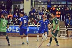 Primer Equipo vs Movistar Inter FS