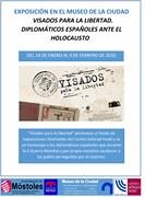 cartel exposición visados libertad