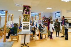 visita taller tapices CC El Soto 1